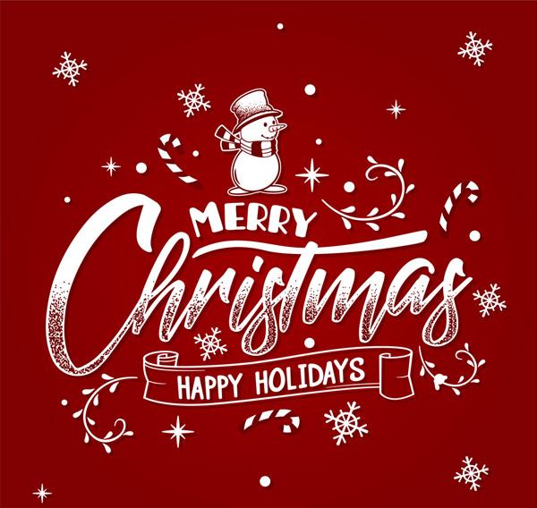 白色圣诞节祝福语