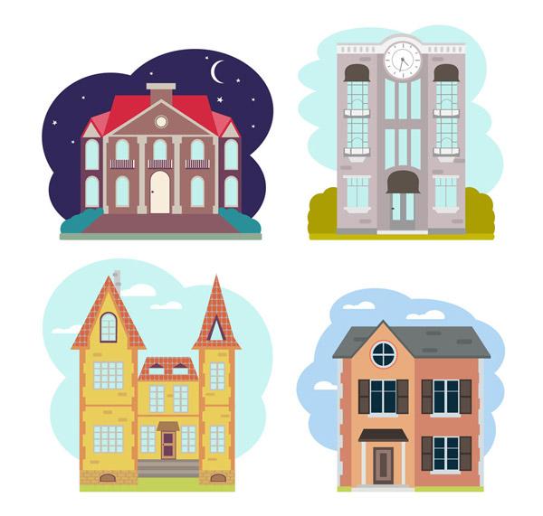4款创意建筑