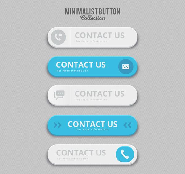 联系方式按钮