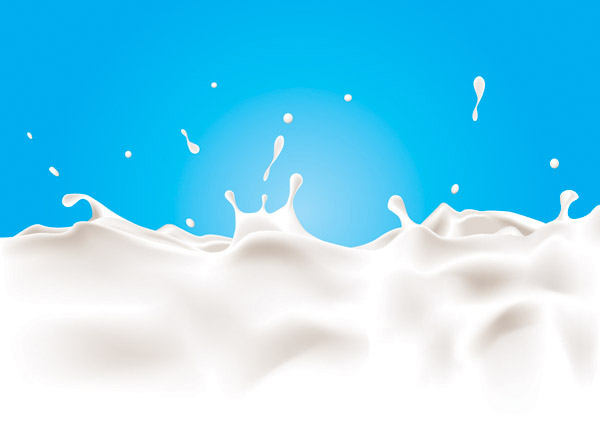 City milk splash