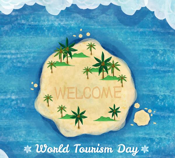 世界旅游日岛屿