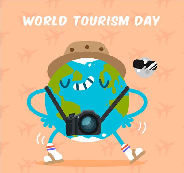 卡通世界旅游日