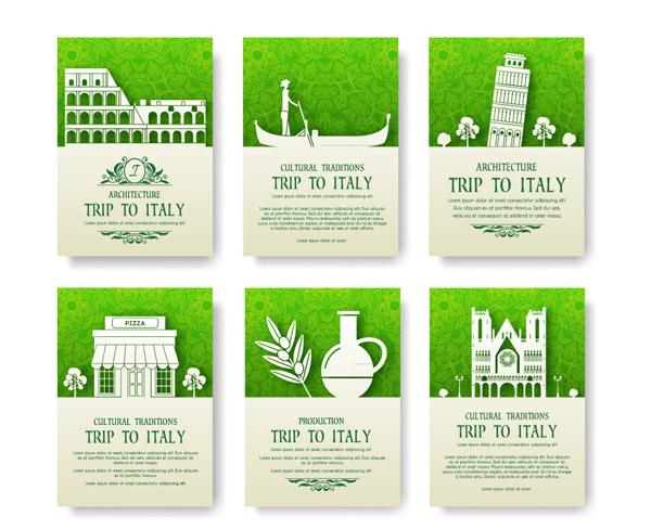 意大利旅行招贴画