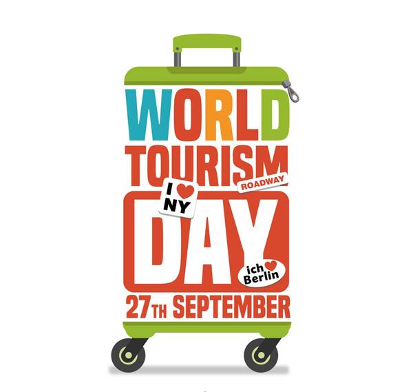 彩色世界旅游日