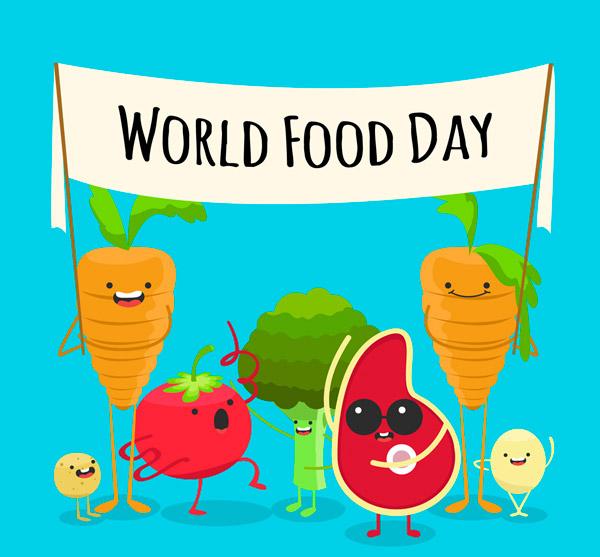 世界粮食日派对