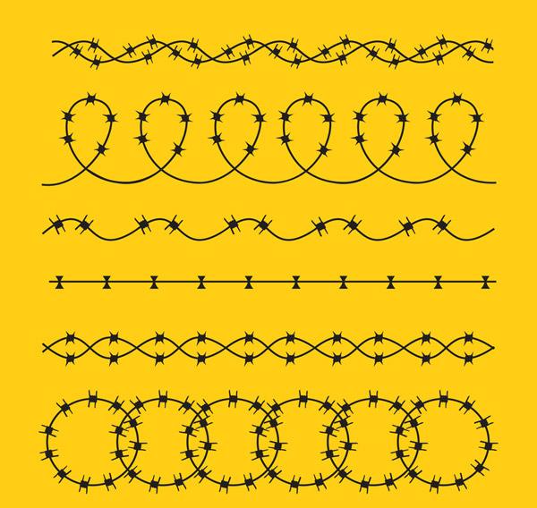 创意铁丝网