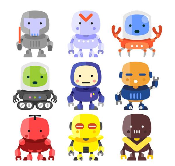 创意机器人设计