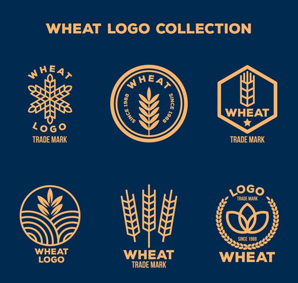 精致麦子标志