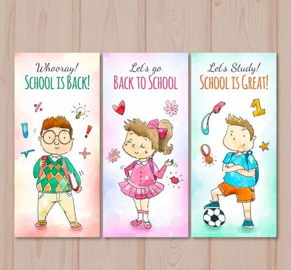 返校学生banner