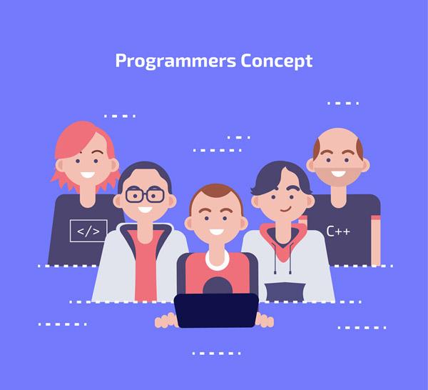 5个创意程序员