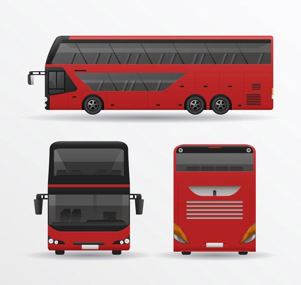 红色旅游客车