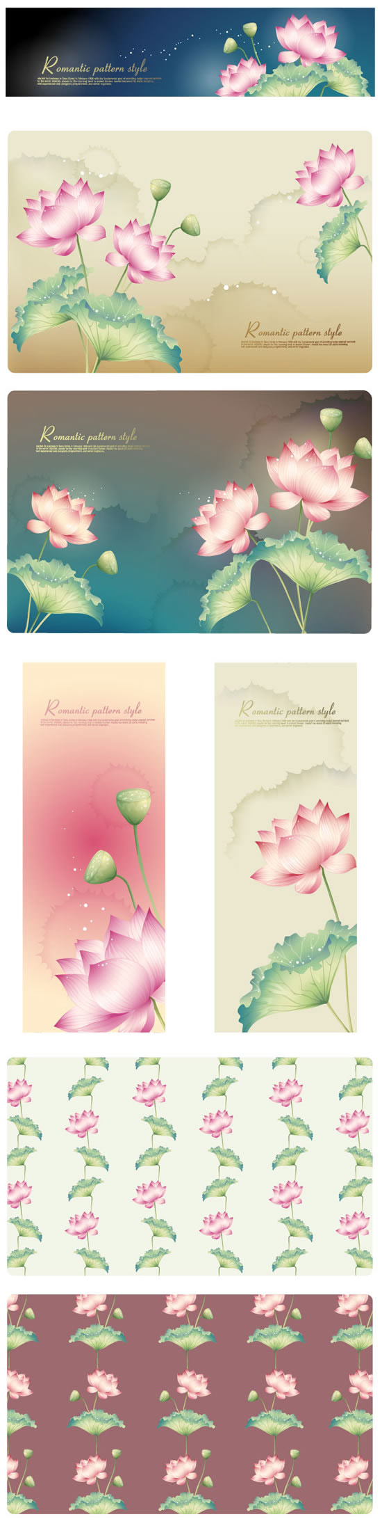 Beautiful Lotus banner