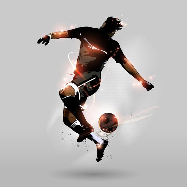 动感足球男子