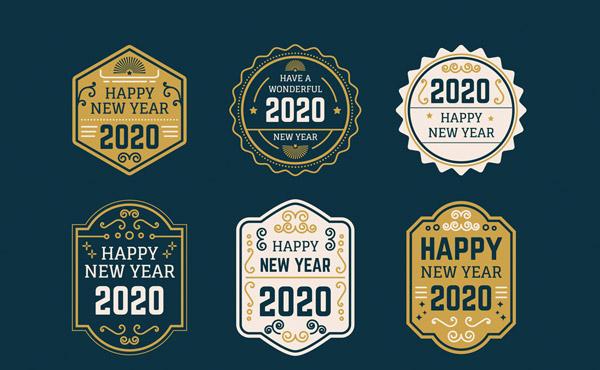 2020年新年�撕�
