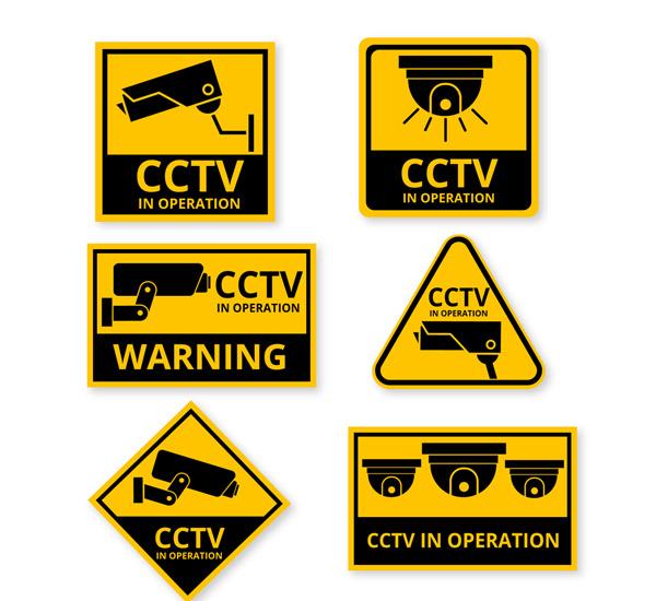 创意监控标识