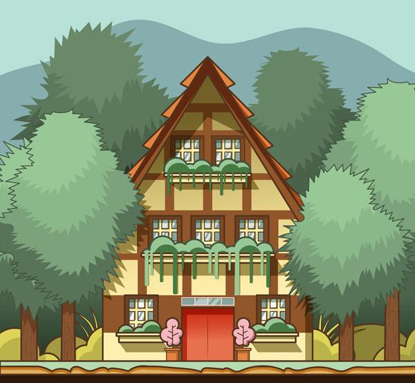 森林度假酒店
