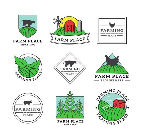 创意农场标志