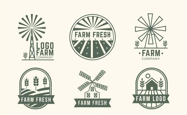 创意农产品标志