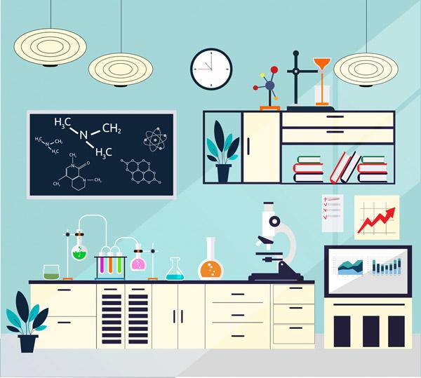 整洁实验室设计
