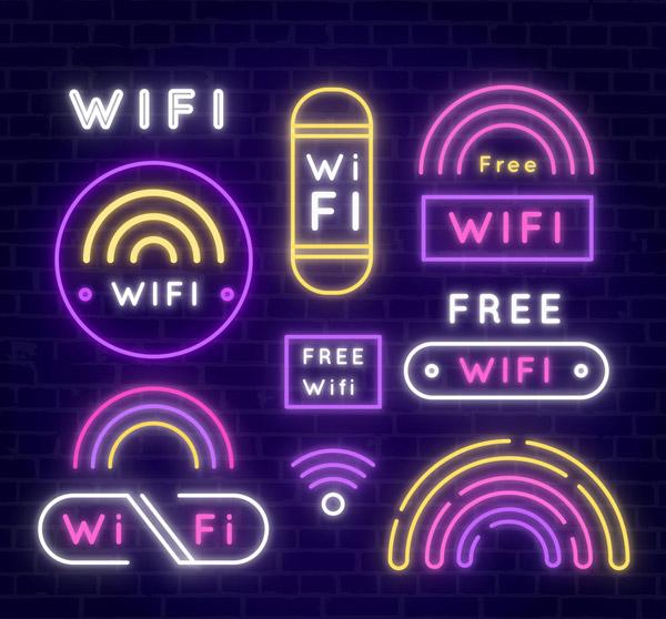 无线网络标志
