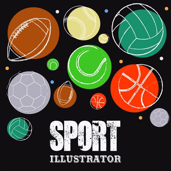 运动球类设计