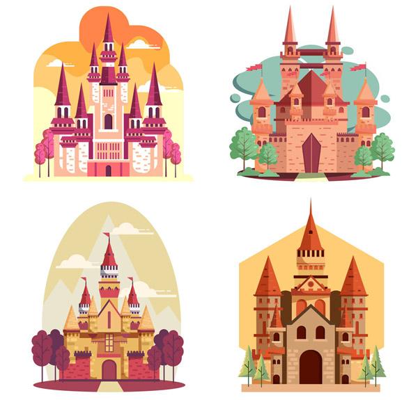 创意城堡设计