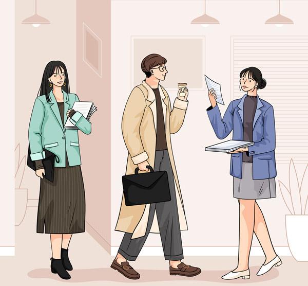 时尚男女设计