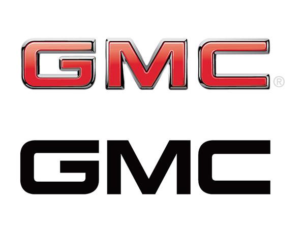 GMC汽车标志