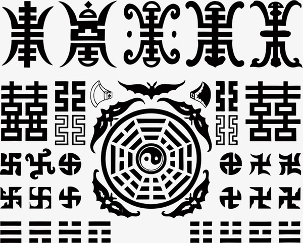 中国风古典图案