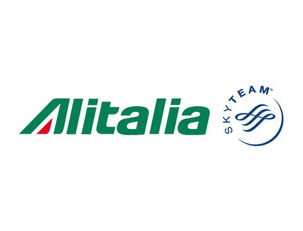 意大利航空标志