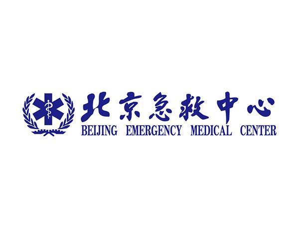 北京急救中心标志