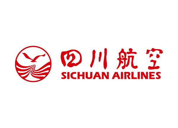 四川航空标志