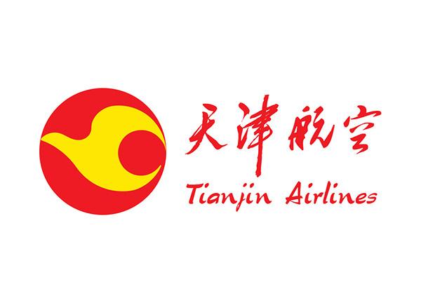 天津航空标志