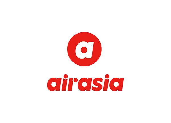 亚洲航空公司logo