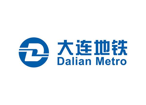 大连地铁logo