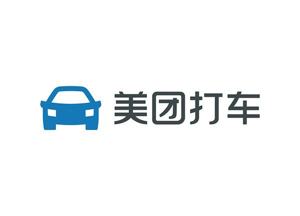 美团打车logo标志