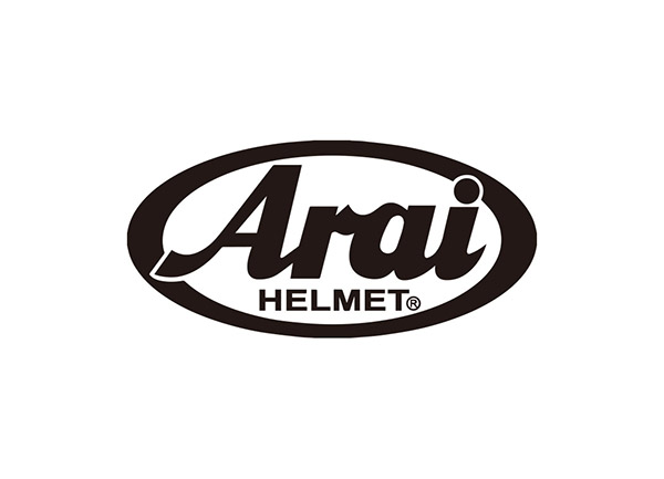 Arai头盔logo