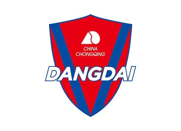 重庆当代队徽logo