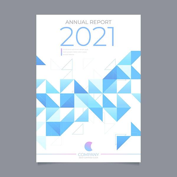 2021商务单页