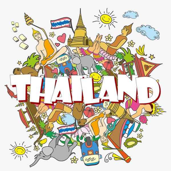 泰国旅游精美插图