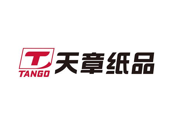 天章纸品logo