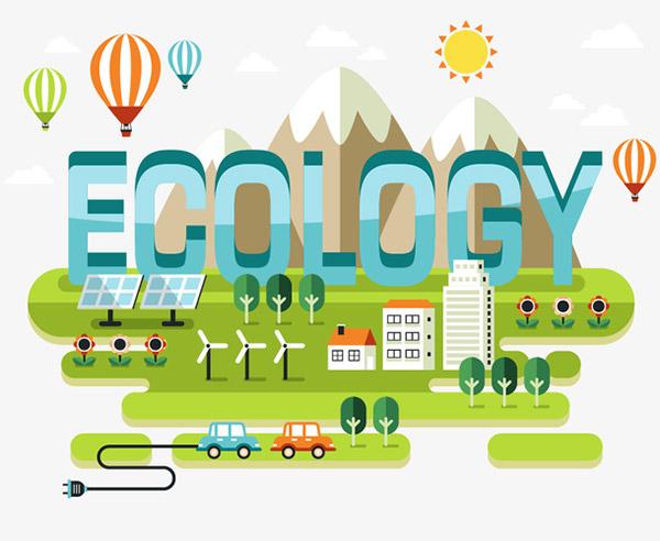 环保城市绿色能源