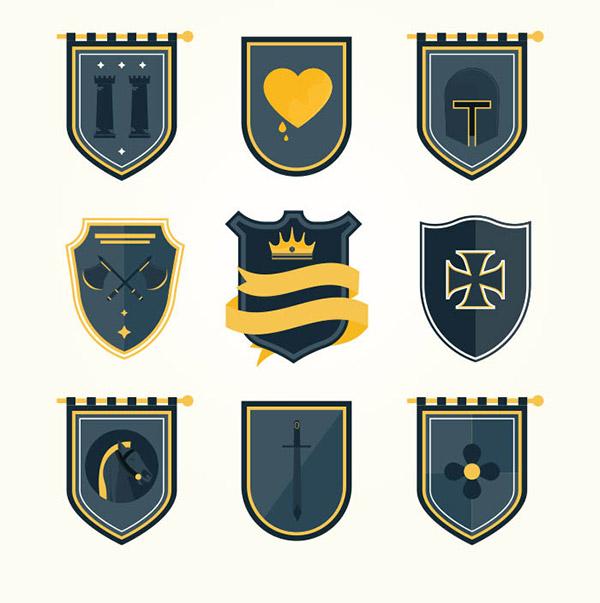 黑暗骑士徽章