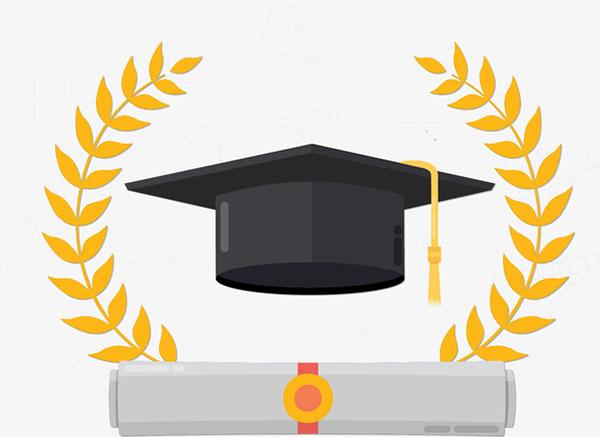毕业证书帽子