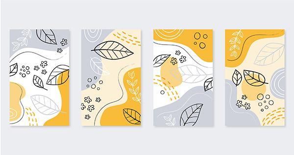 手绘艺术封面系列