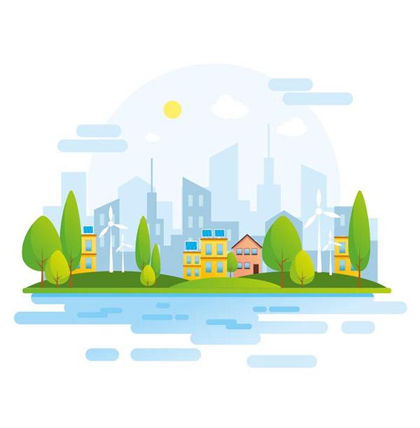 城市生态系统能源概念
