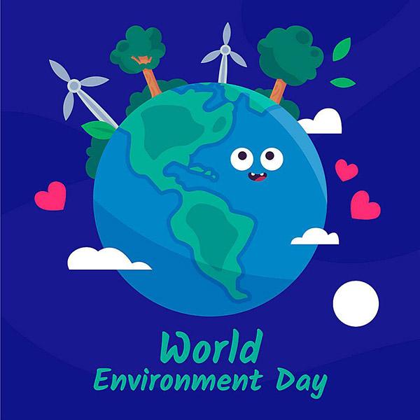 爱护地球环保设计