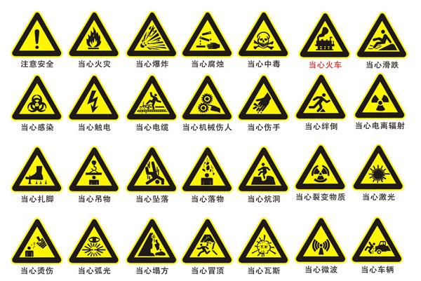 警告标志_素材中国sccnn.com