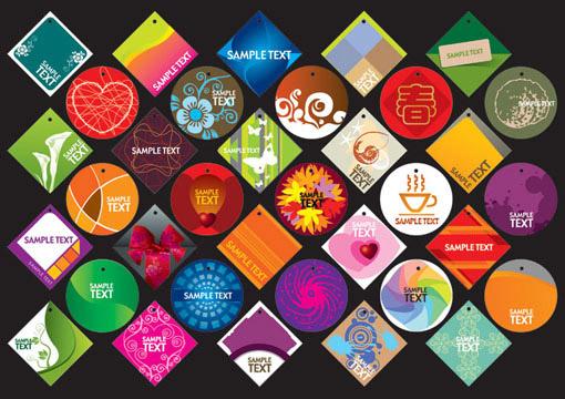0 点 关键词: 打折标签设计矢量素材,打折,标签,设计,便利贴,矢量