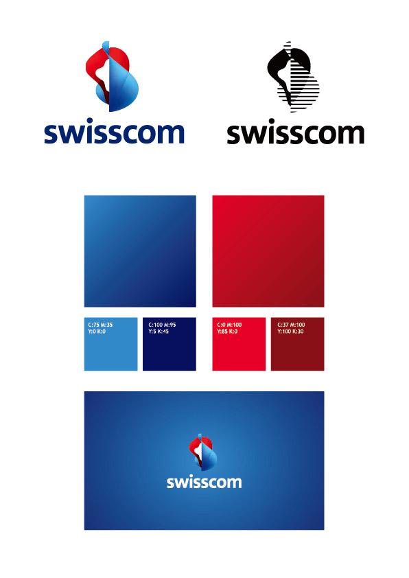 瑞士电信标志